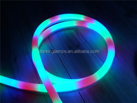Hight power decorative color changing neon shower light