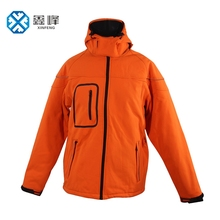 wholesale man cotton-padded sport jacket with hood