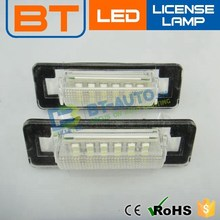 W210 4D led ceiling light/licence plate led ceiling light/licence plate metal Red led ceiling light