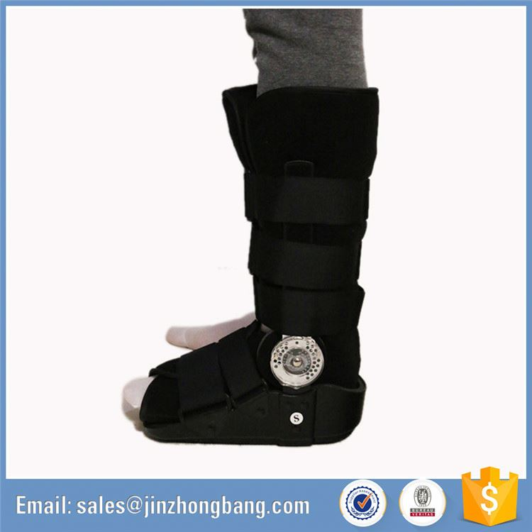 adjustable medical leg leveler braces