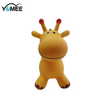 For Kids Riding Cheap Pvc Kids Jumping Animal Horse Toy
