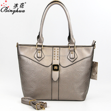 C-50128 alibaba online lady stylish leather bags, handbags wholesale india