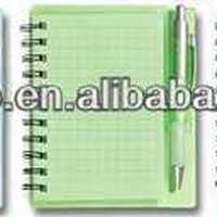 Supply Custom Made Spiral Notebook With