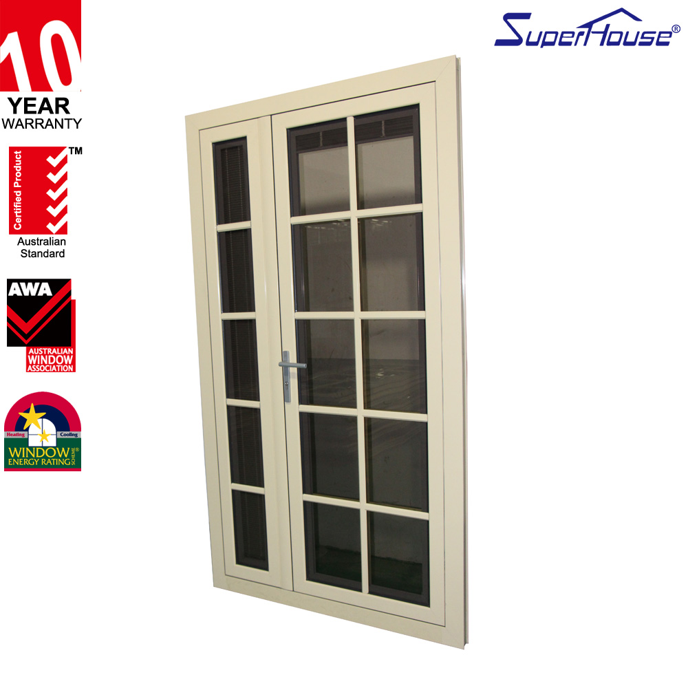 2016 AS2047 certified hotsale safety door grill design