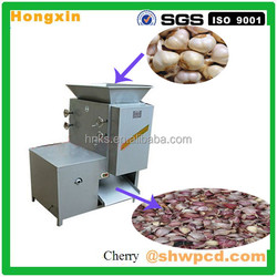 garlic breaking machine/garlic seperating machine with best prices garlic processing machine