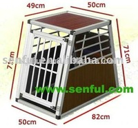 Dog Aluminum Cage Dog Crate Dog Kennel