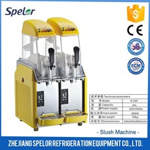 Automatic Cleaning Function Snow Slush Juicing Machine
