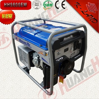 2015 new design gasoline powered generator