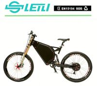 electric dirt bike super speed motorcycle bike with PAS sensor