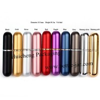Small Refillable Perfume Atomizer 6ml Travel
