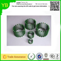 factory price steel serpentine coil springs for furniture sofa