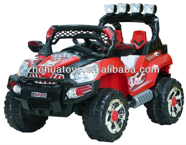2013 hot design Kids Double motors ride on carn with remote control