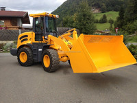 HR928F SWGM wheel excavator in loaders of agricultural machinery