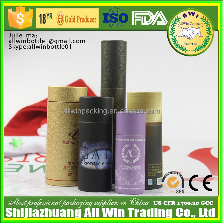 Custom Design Empty Paper Cylinder Packaging Boxes for Coffee Mugs milk bone biscuits paper canister packaging