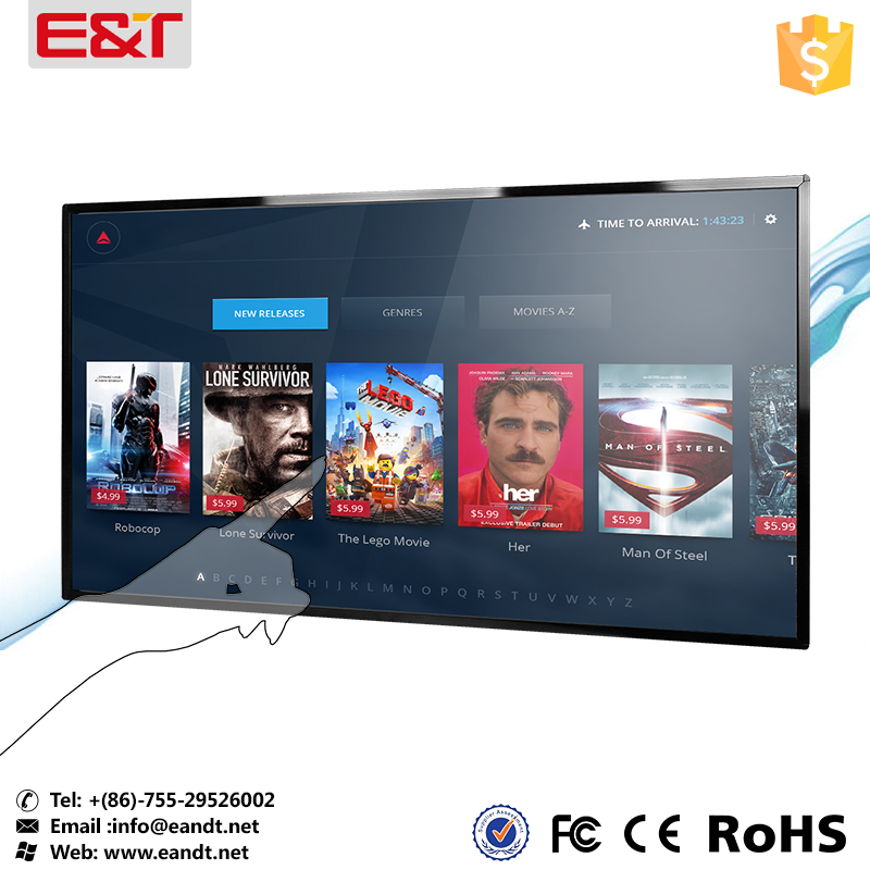 42 inch ir touch screen monitor for lcd interactive touch screen multi touch screen overlay kit kiosk