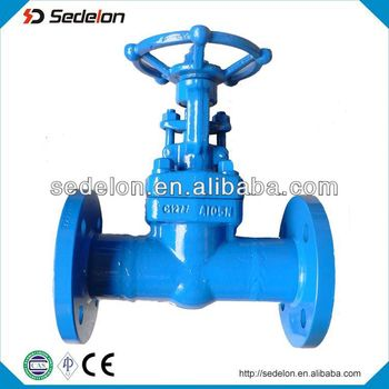 API 602 Approved Forged Steel DN40 Oil Field Gate Valve