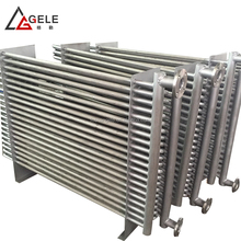 Aluminum or steel Fin Tube Heat Exchanger for Refinery and Oil Industry