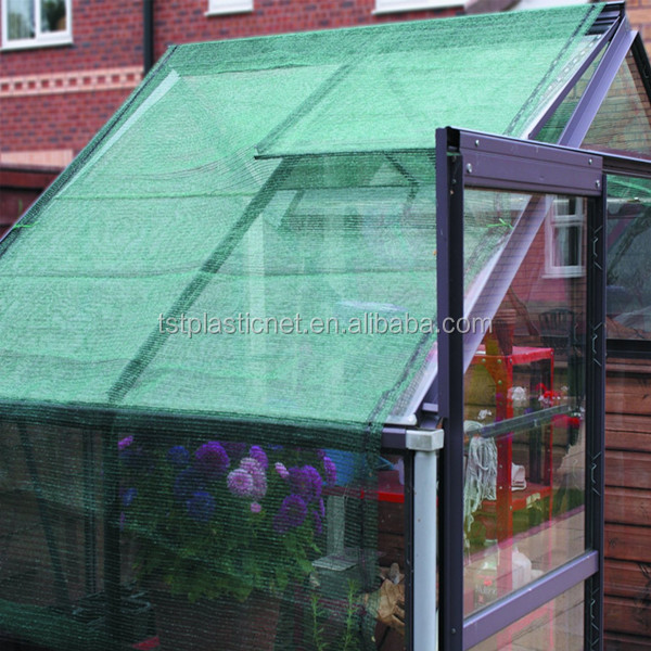 Greenhouse Shading net 1.83m x 2.6m (6ft x 8ft) - Provides 55% shade