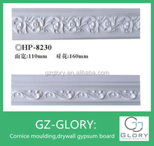 Easy Installation Pu Ceiling Crowns Cornice Mouldings