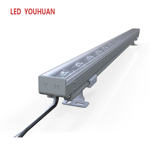 Ra93+ transparent cover 24v waterproof outdoor led strip light