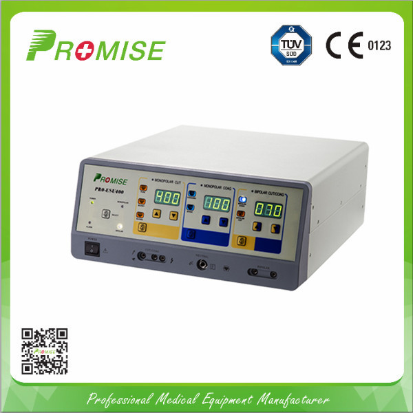 Safety electrosurgical gynecology short wave diathermy electrosurgical unit