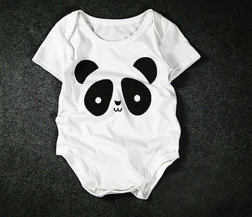 Spring and summer Newborn baby romper boutique clothing wholesale