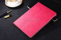 luxury leather Tablet Case for ipad air ,stand wallet leather tablet case for samsung tablet and ipad mini