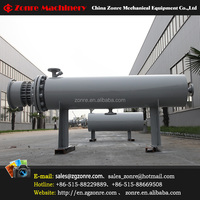 Explosion proof electric thermal fluid heater for industry use