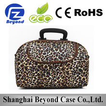 2015 New hot sale EVA cosmetic leather bag, professional makeup bag