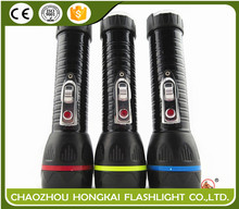 2017 NEW DESIGN DRY BATTERY Flashlight Handy Solar Powered Torch