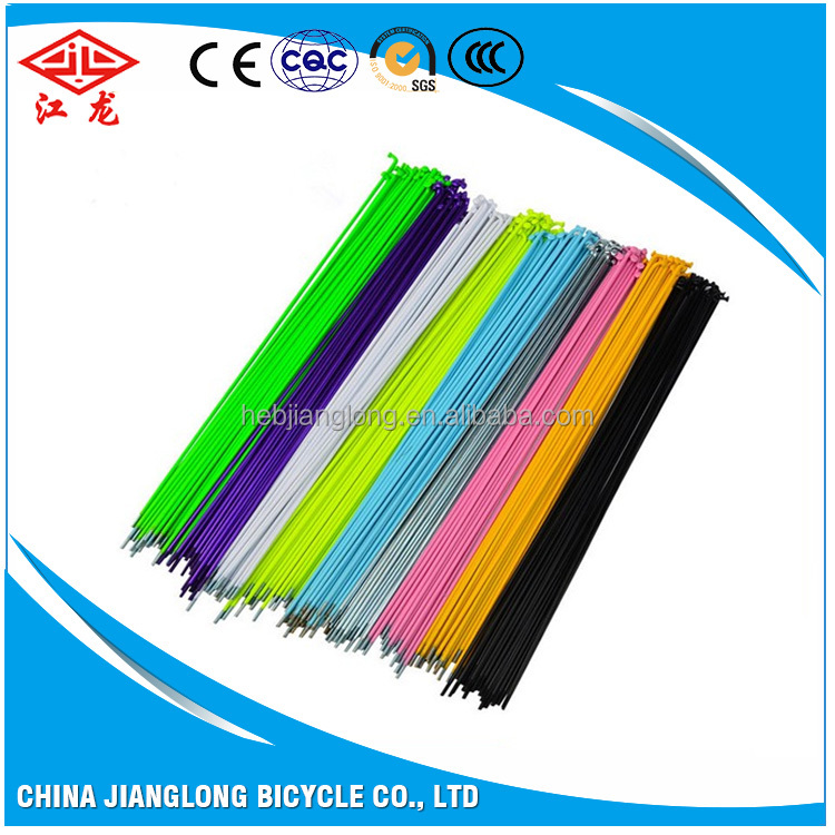 High quality and cheap bicycle parts stainless steel bicycle spokes made in china