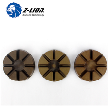 3 Inch Concrete Floor Grinding Discs Diamond Polishing Pad wheel Resin Bond