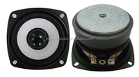 Portable 3 inch RMS 10w 4 ohm multimedia speaker