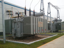 Oil immersed type 110kv 75mva power transformer