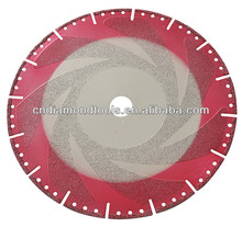 Diamond cutting saw/marble and granite tools
