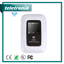 Brand New Portable 4G Lte Wireless Router 3G 4G Pocket Wifi Mobile Hotspot Broaddband