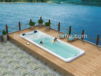 easy set swimming pool for small yards eight meter long whrilpool tub wtih ce tuv etl. Black Bedroom Furniture Sets. Home Design Ideas