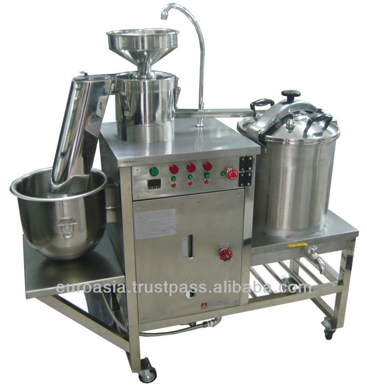 SOYA - GAS AUTO SOYA BEAN MILK MACHINE