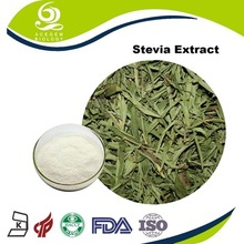 Pure Stevia Extract Powder in Bulk Stock CAS 91722-21-3