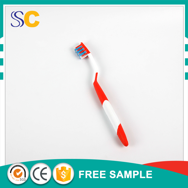 2016 Wholesale Dealer Senior Care Products Adult Toothbrush