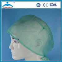 Disposable surgeon doctor caps/surgical caps/doctor head cover