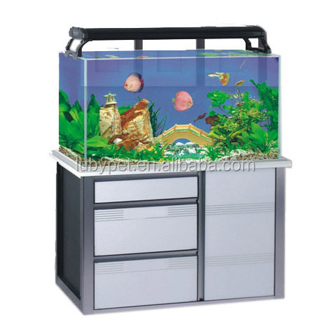 Hck tropical plant open fish tank aquarium for ornamental for Ornamental fish pond supplies