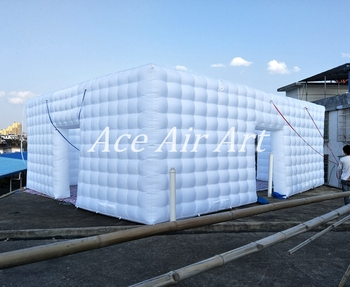 Custom-made High End Used wedding event wedding inflatable tent, inflatable Party Tent 6x12 / 3x6 / 4x8