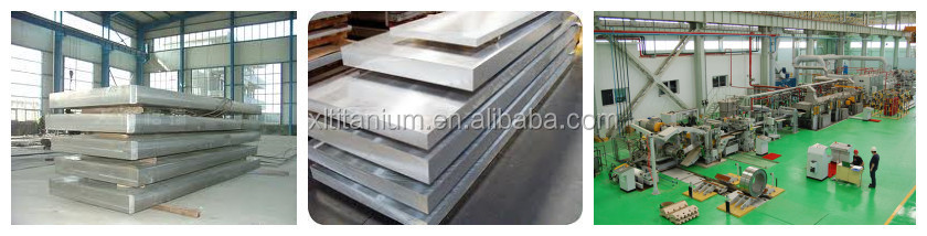 ASTM B265 GR2 Pure Titanium sheet