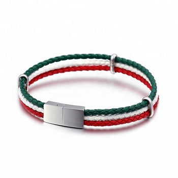 2018 New National flag / Camouflage bracelets