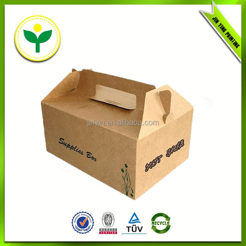 2014 Top Fashion coroplast packaging box