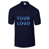 High Quality 100% Cotton Men T-shirt Customized Logo and Polo Tshirts in Bulk China Factory Supplier