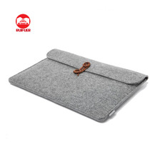 Manufacturer Wholesale Premium Universal Handmade Travel Pouch Sleeve Wool Felt Tablet Case Cover For iPad mini 2 & 7' Tablet