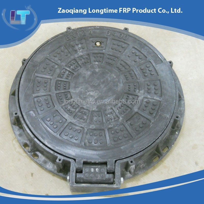 Other Plastic Building Materials Type manhole cover, custom manhole covers, Composite Manhole Lids