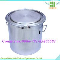 Hot sale stainless steel roll off containers water container
